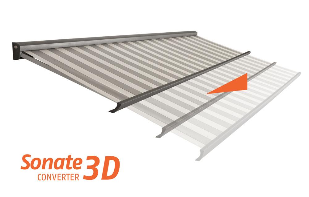 Sonate 3D Converter